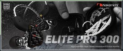 Signeo Design,Nakamichi,Elite Pro300