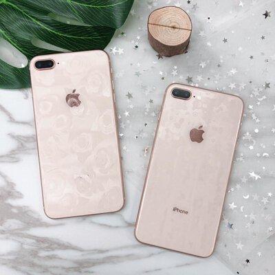 iiPhone8 Plus透明包膜背面