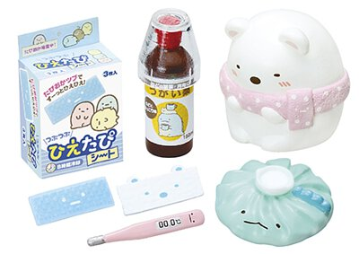 Puppenstuben & -häuser Re-Ment Japan Miniature Sumikko Gurashi Drug Store rement Full set of 8
