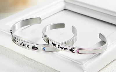 情侶手環 與初戀怦然的相遇 幸福手環