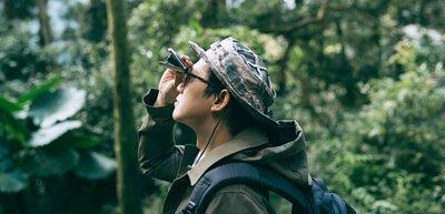 露營 野餐 軍規  迷彩  旅行 多地形迷彩 闊邊帽 帽 登山 野物 賞鳥 軍風野營裝備 M45 狙擊手闊邊帽