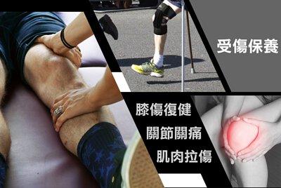 全新系列紗比優可調式護膝適合受傷保養復健者使用