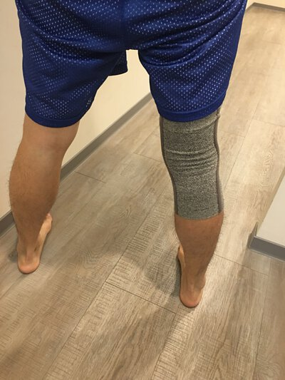 VITAL SALVEO 紗比優 保健運動護膝