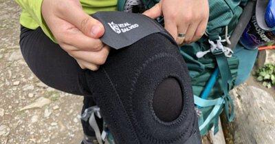 紗比優運動保健7.5吋可調式護膝台灣品牌分享