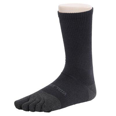 銀盾五趾襪
