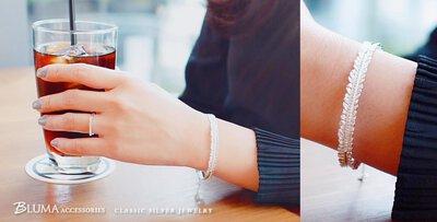 純銀手環 手鍊