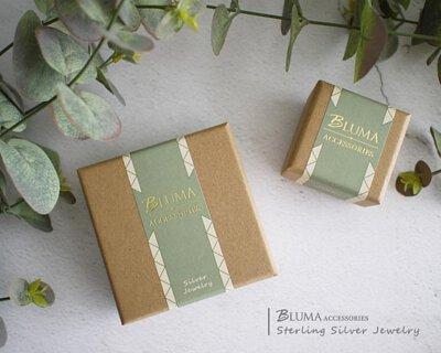 BLUMA銀飾包裝盒