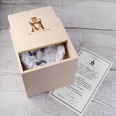 MSA玻璃雕刻木盒包裝