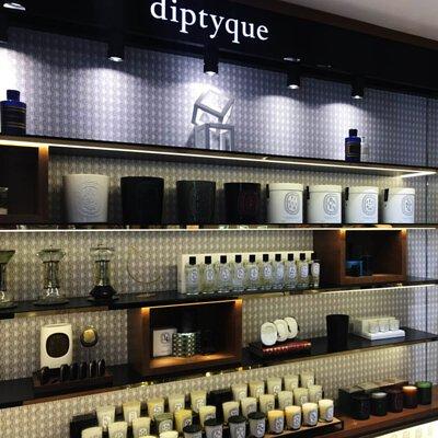 Diptyque香水雕刻