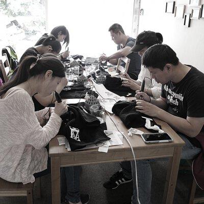 教室MSA玻璃雕刻課程教學
