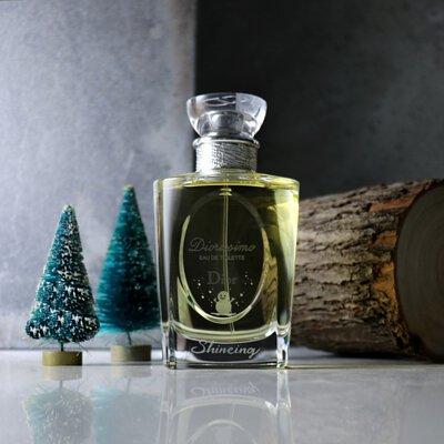 Dior香水雕刻,聖誕節,雪人
