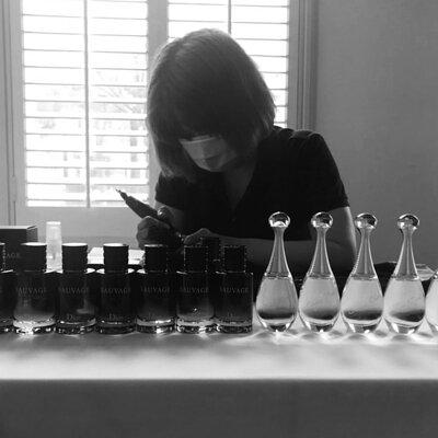 MSA香水雕刻
