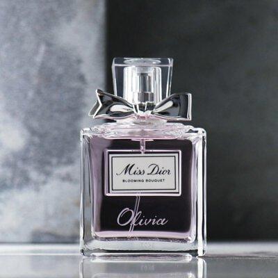 Dior,Dior香水,MissDior,香水雕刻