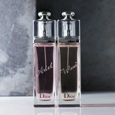 Dior,Dior香水,MSA香水雕刻