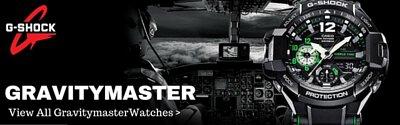casio gshock gravitymaster watch