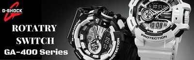 casio gshock analog digital ga400 watch
