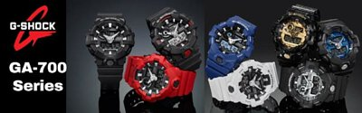 casio gshock ga700 watch
