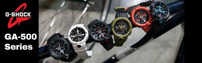 casio gshock ga500 watch