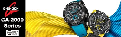 G-shock x Carbon GA-2000 Series Men Watch