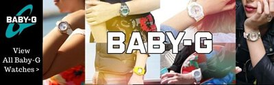 Casio Baby-G Women / Teen Watches