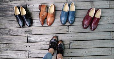 懷舊優雅女神 孟克鞋