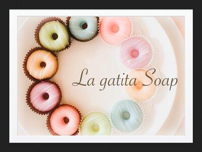 婚禮小物,甜甜圈手工皂,禮物,手工皂