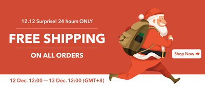 1212 Free shipping special