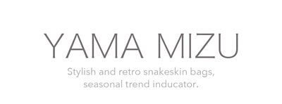 暢銷品牌-yama mizu