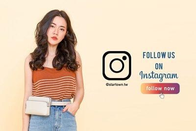 STARTOWN的instagram帳號