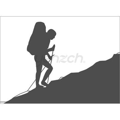 使用登山杖的好處:增加平衡感