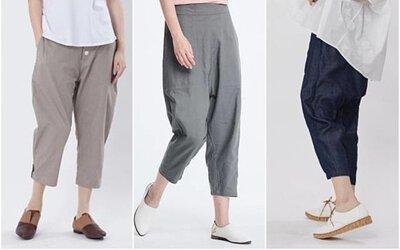 【寬褲夏季篇】 老爺褲穿搭其實很簡單