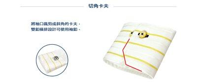 商務襯衫(西裝襯衫或短袖襯衫)襯衫版型袖口切角卡夫說明圖