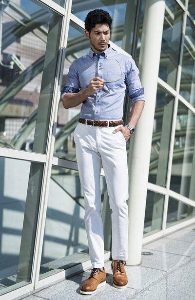 Business Style - 職場穿搭 「襯」心如意
