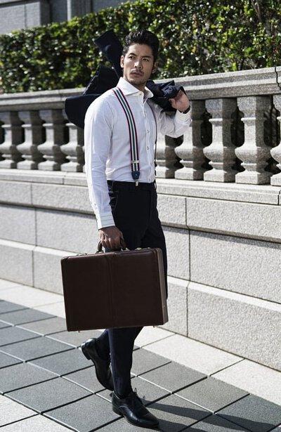 Business Style - 商務襯衫穿搭