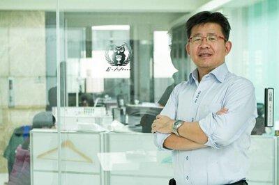 衣十五西裝襯衫創辦人蔡介欽總經理