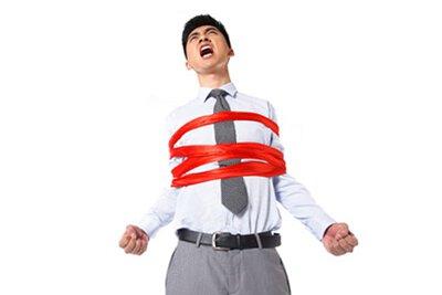 上班所穿著的襯衫總感覺被束縛住