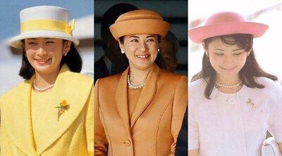 日本王室公主珍珠飾品