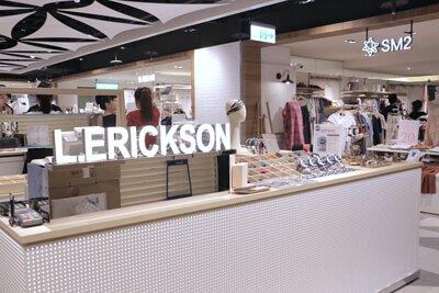 L. ERICKSON 新光三越台北南西本館專櫃