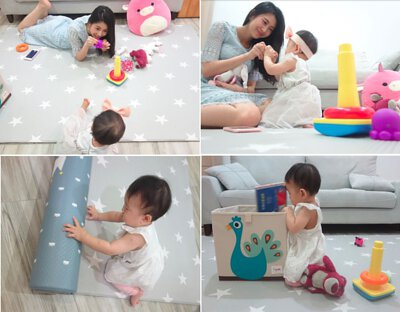 [兒童地墊推薦] 寶寶安全地墊,媽媽生活根本少不了它。 BY NT. MOM