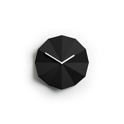 LAWA,Delta Clock Black