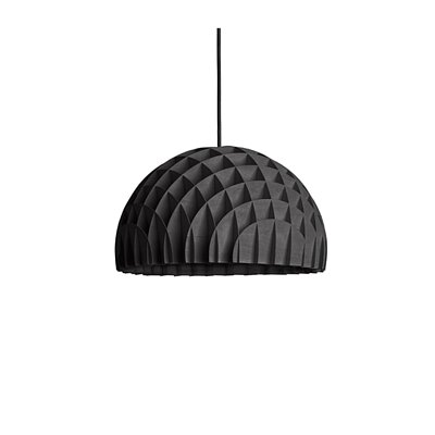 LAWA,Arc Pendant Black Plywood