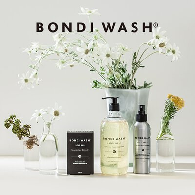 Bondi Wash,清潔沐浴用品