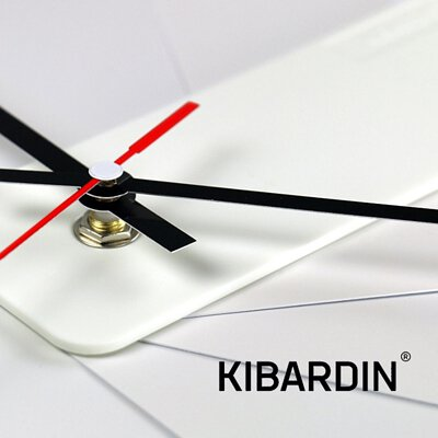 Kibardin,時鐘