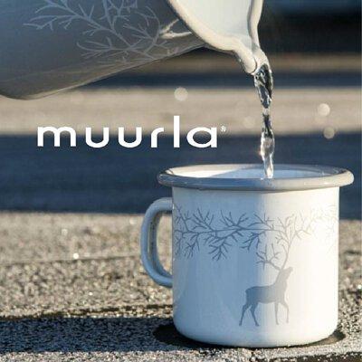 MUURLA,琺瑯杯