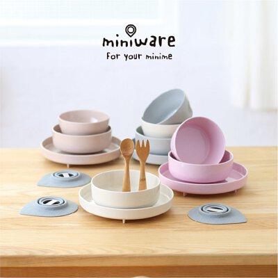Miniware,環保餐具,寶寶餐具,小孩餐具
