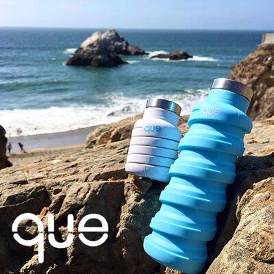 Que,水瓶,伸縮水瓶