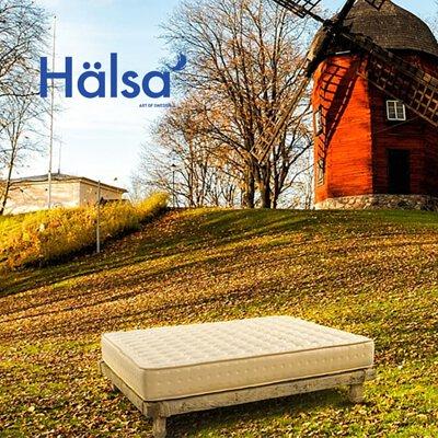 halsa,進口床墊,瑞典進口床墊,歐洲進口床墊