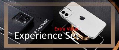 Caudabe iPhone Case Experience Set
