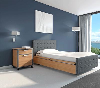電動床,多功能電動床,強生醫療,電動床墊
