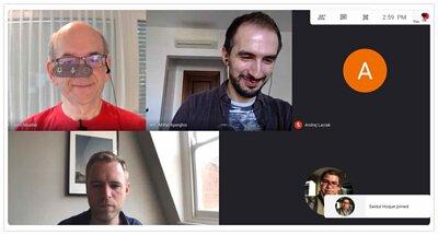 Google SEO 視訊會議